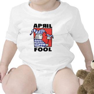 Comodín del inocente trajes de bebé