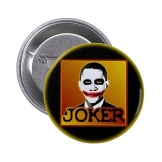 Comodín Obama Pin Redondo 5 Cm