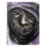 Comodín oscuro cuadernos