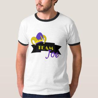 Comodines - camisa de Joe del equipo