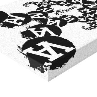 Comodines del sistema de pesos americano impresión en lienzo