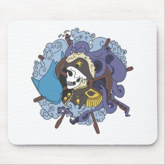 Comodoro muerto tapete de raton
