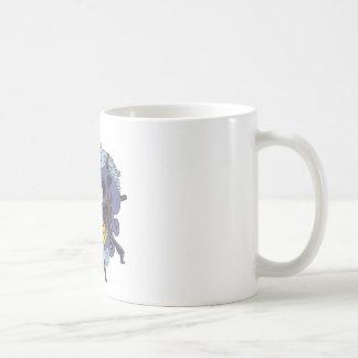 Comodoro muerto taza