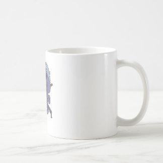 Comodoro muerto tazas de café