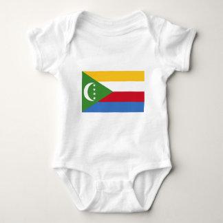 comoros baby bodysuit