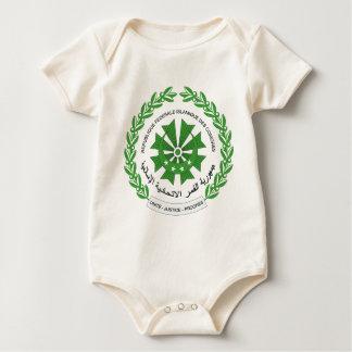 Comoros Coat of Arms Baby Bodysuit