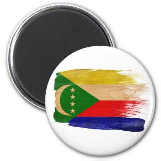 Comoros Flag Magnets