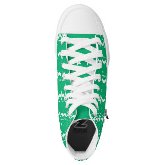 Comoros - Flag -.png High-Top Sneakers