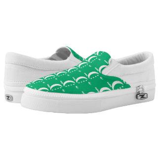 Comoros - Flag -.png Slip-On Sneakers