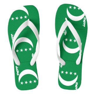 Comoros Flip Flops