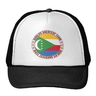 Comoros Greatest Team Trucker Hat