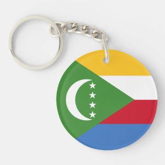 Comoros Key Chain