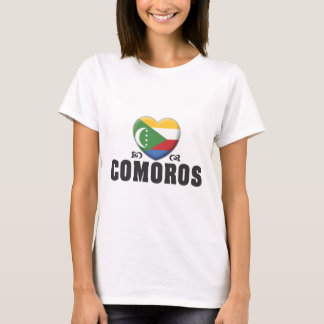 Comoros Love C T-Shirt
