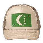 Comoros old, Comoros Hat