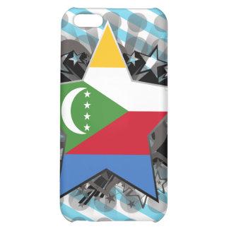 Comoros Star Case For iPhone 5C
