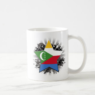Comoros Star Coffee Mug