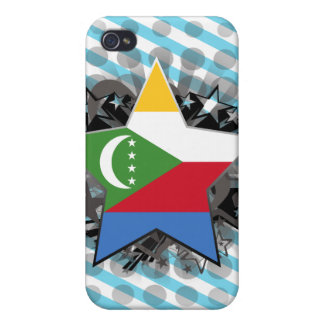 Comoros Star iPhone 4/4S Cases