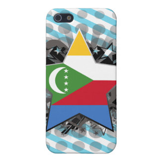 Comoros Star iPhone 5 Cases