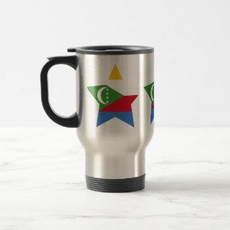 Comoros Star Mug