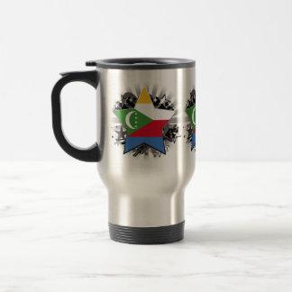 Comoros Star Mugs