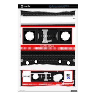 Compact cassette clipart xbox 360 s console skin