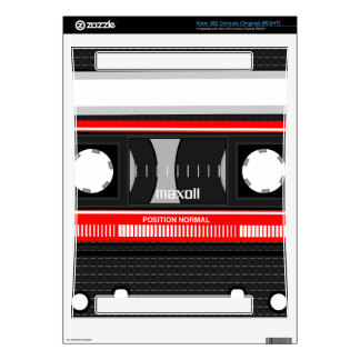 Compact cassette clipart xbox 360 console skins