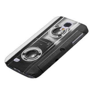 Compact Cassette Tape Galaxy S4 Case