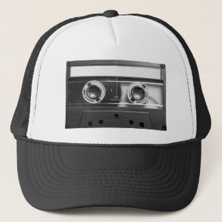 Compact Cassette Tape Trucker Hat