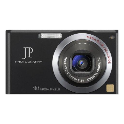 pact Digital Camera grapher Business Card