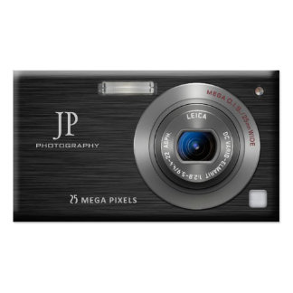 Compact  Digital Camera Professional Photographer Double-Sided Standard Business Cards (Pack Of 100)