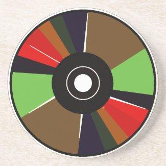 Compact Disc coaster