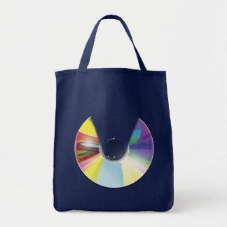 Compact disc tote bag