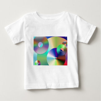 Compact Discs Baby T-Shirt