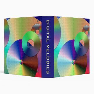 Compact Discs Binder