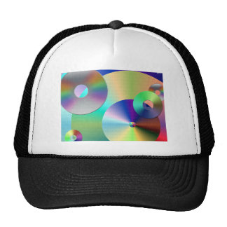 Compact Discs Trucker Hat