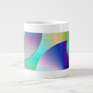 Compact Discs Large Coffee Mug