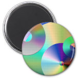 Compact Discs Magnets