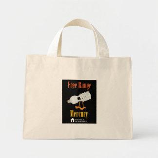 Compact Flourescent Bulbs Canvas Bags