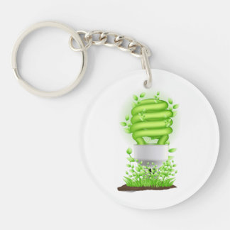 compact flourescent light graphic with grass.png keychain