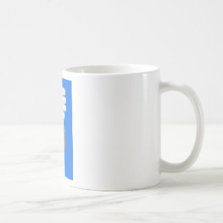 Compact Fluorescent Bulb Coffee Mug