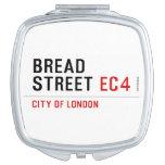 Bread Street  Compact Mirror