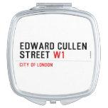 Edward Cullen Street  Compact Mirror