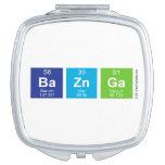 BaZnGa  Compact Mirror