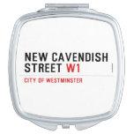 New Cavendish  Street  Compact Mirror