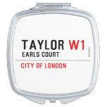 Taylor  Compact Mirror