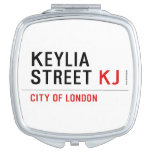 Keylia Street  Compact Mirror