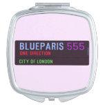 BlueParis  Compact Mirror