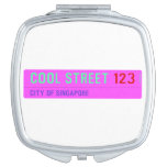 Cool street  Compact Mirror