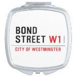 BOND STREET  Compact Mirror