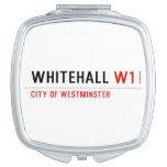 WHITEHALL  Compact Mirror
